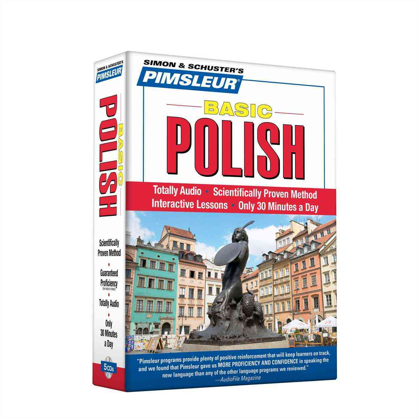 [CD] Basic Polish